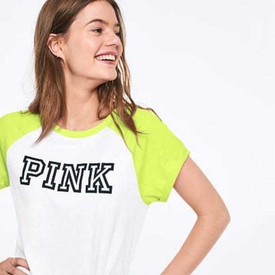 Remera Pink De Vs