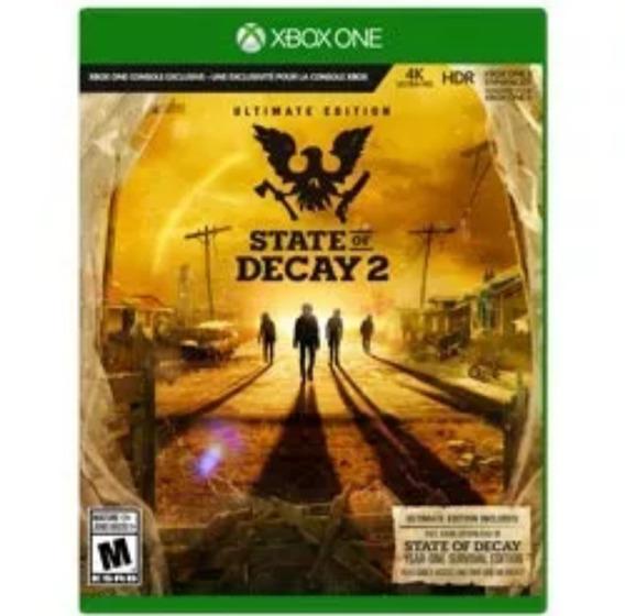 State Of Decay 2 Edição Suprema Xbox One Offline