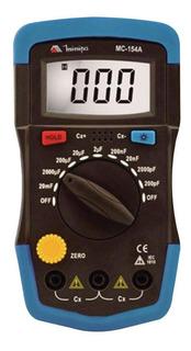 Capacimetro Digital Minipa - Mc-154a