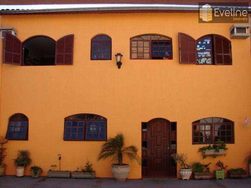 Casa Com 2 Dorms, Jardim Camila, Mogi Das Cruzes - R$ 450 Mil, Cod: 753 - V753