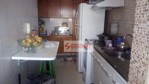 Apartamento Pronto Para Morar - Ap2166