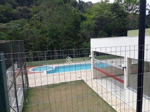 Imagem 1 de 14 de Apartamento Com 2 Dormitórios À Venda, 49 M² Por R$ 175.000,00 - Condomínio Ilha De Málaga - Votorantim/sp - Ap1118