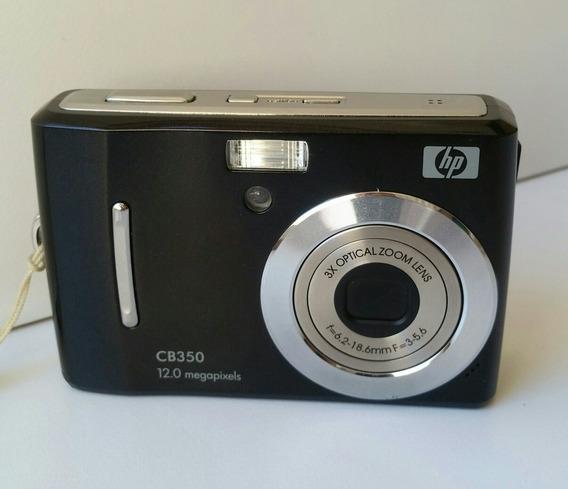 Camara Digital Hp Mod. Cb 350 12.0 Megapixels, Lente 3 X.