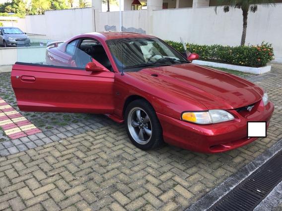 Mustang Gt V8 302 1995 Câmbio Mecânico