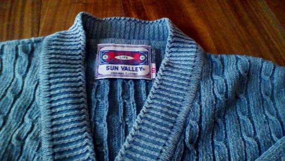 Saco Sweater Pullover Tejido Prelavado Usa Zara Gap Caba