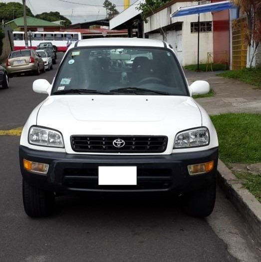 Toyota Rav 4 1998 Rtv Y Machamo Al Día