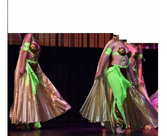 Danzas Árabes (traje)