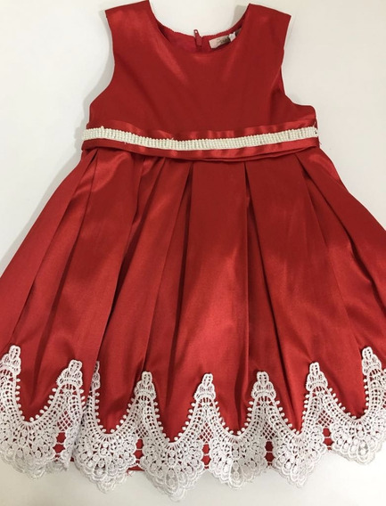 Vestido Festa Petit Cherie 30.09.31068