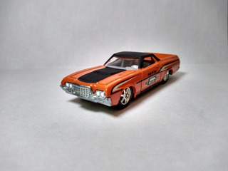 Hot Wheels Ford Rancheiro Hw Delivery