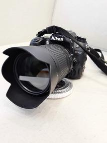 Nikon D7000 Com Lentes E Acessórios