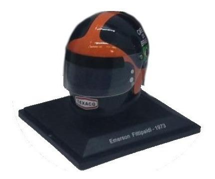 Cascos Grandes Premios F1 Nº 37 Emerson Fittipaldi