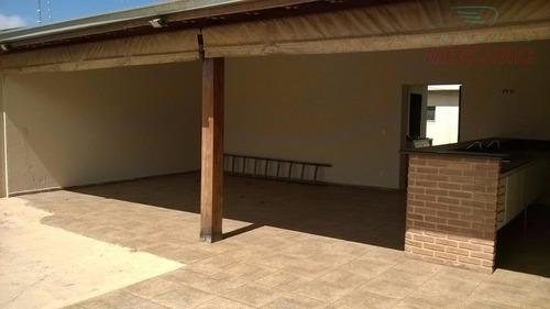 Casa Com 3 Dormitórios À Venda, 199 M² Por R$ 400.000,00 - Jardim Bela Vista - Bauru/sp - Ca1491