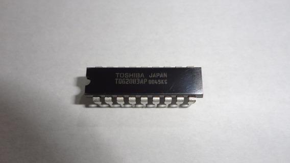 Circuito Integrado Toshiba Td62083ap 62083