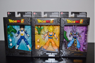 Dragon Ball Super. Dragon Star Series. En Blister. Bandai