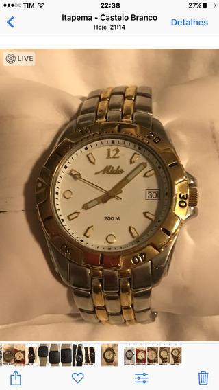 Relógio Mido 100% Original