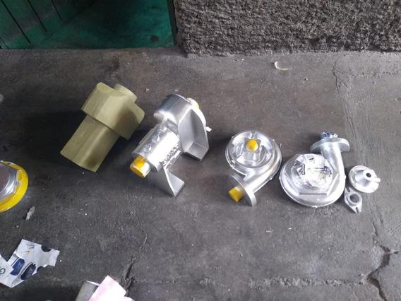 Moldes Para Fundición En Aluminio
