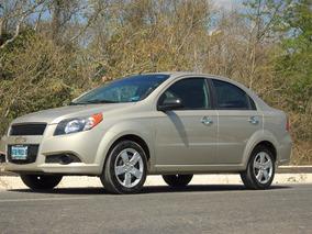Chevrolet Aveo 2014-excelentes Condiciones-llantas Nuevas.