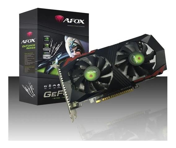 Placa De Vídeo Gtx 1050 Ti 4 Gb Afox
