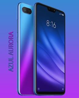 Xiaomi Mi 8 Lite Azul Dual Sim 64gb Ram 4gb Tela 6.26