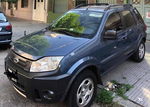 Ford Ecosport 1.6 My10 Xls 4x2 2012 C/ Gnc