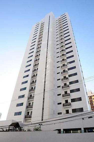 Apartamento Em Rosarinho, Recife/pe De 84m² 3 Quartos À Venda Por R$ 590.000,00 - Ap280733