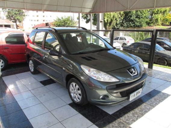 Peugeot 207 Sw Xr Sport 1.4 8v Flex 4p 2010