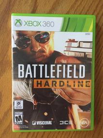 Battlefield Hardline Xbox 360 Mídia Original Digital