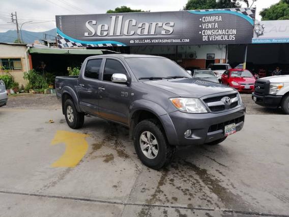 Toyota Hilux Kavak 2008