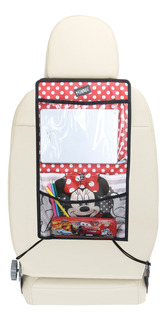 Bolso Organizador Porta Tablet Butaca Auto Disney Minnie