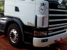 Cavalo Mecânico Trucado Scania R 124 Ga 420 Trucão Caminhões