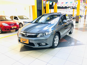 Honda Civic Exs 1.8 2012/2013