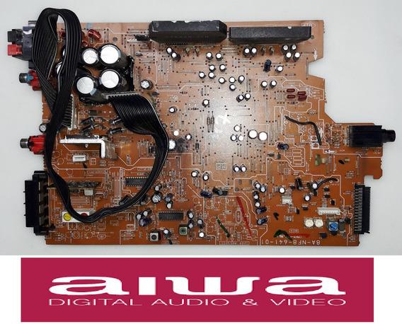 Placa Principal De Potência Som Aiwa Nsx-sz50