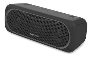 Parlante Sony Extra Bass XB30 portátil inalámbrico Negro