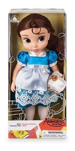 Muñeca Bella Animators - Princesa Disney Store - Miltienda