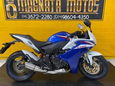 Honda Cbr 600f - Azul - 2013 - Km 23.000
