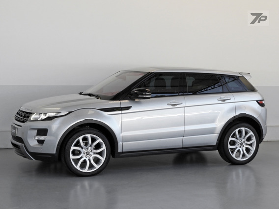Range Rover Evoque Dynamic 2.0 Turbo 4p Automáticoo