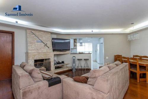 Imagem 1 de 19 de Apartamento Com 4 Quartos, 143 M² Por R$ 1.650.000,00 - Moema, São Paulo/sp - Ap4162