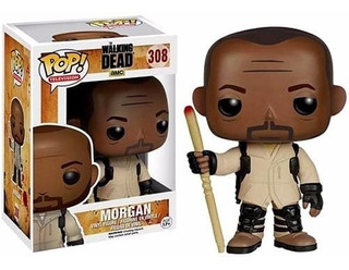 Funko Pop! Original - Morgan #308 The Walking Dead