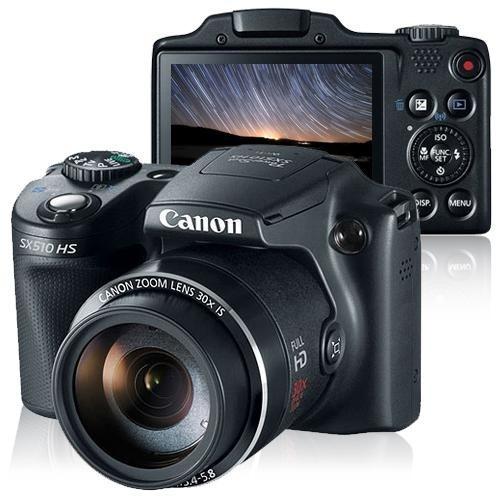 Câmera Canon Xs510 Hs