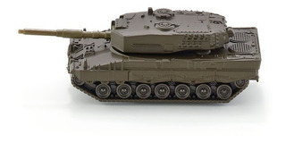 Panzer Tanque Militar Moderno By Siku # 870
