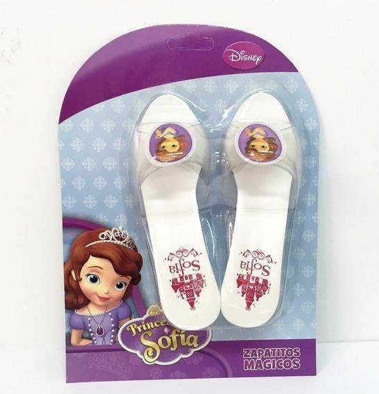 Zapato Taquito De Princesa Sofia Talle Unico