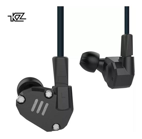 Fone Kz Zs6 Monitor Retorno Palco Caixa Lacrada Promoção