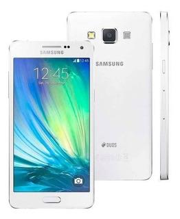Samsung Galaxy A5 A500m/ds Branco 16gb Original Vitrine