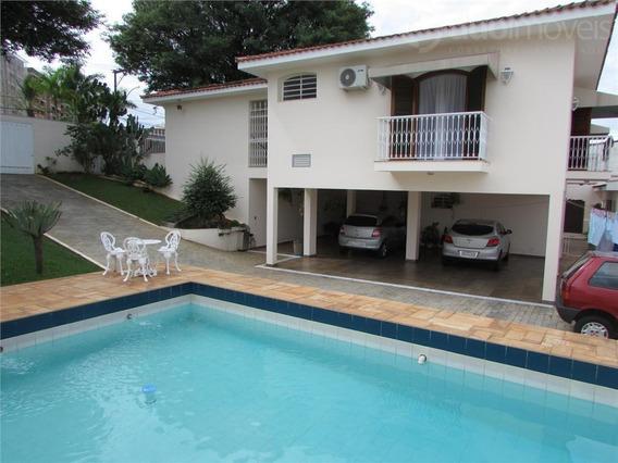Casa Com 4 Dormitórios À Venda, 332 M² Por R$ 1.600.000,00 - Nova Piracicaba - Piracicaba/sp - Ca0657