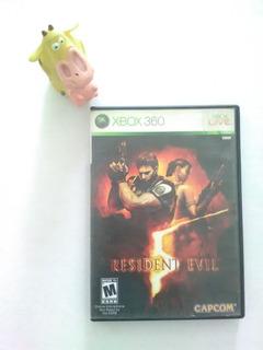 Residen Evil 5 Xbox 360 Garantizado