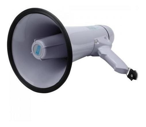 Megafone Com Microfone E Sirene Hmp1503 Csr