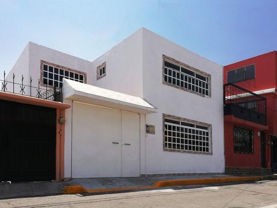 Casa En Venta. Exclusiva Zona Centro De Toluca
