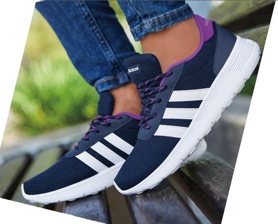 Tenis Deportivo adidas Original Sneakers Dama Mujer Training