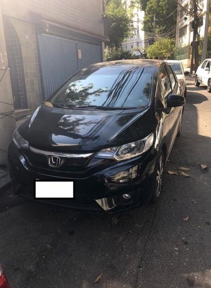 Honda Fit 2017 Semi Novo Em Perfeito Estado