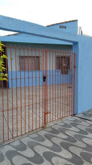 Casa 02 Dormitorios, 500 Metros Do Mar (1524)